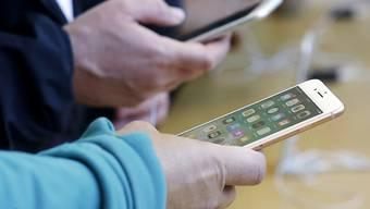 Weko pfeift Apple wegen Behinderung von Twint zurück. (Archivbild)