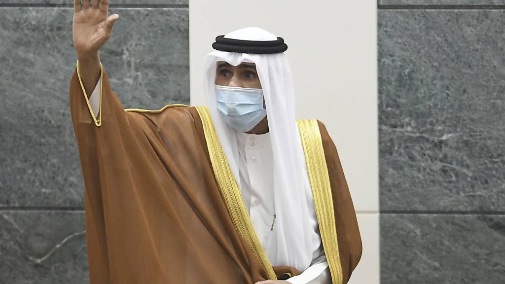 Kuwait: 83 Jahre alter Scheich Nawaf als neuer Emir vereidigt