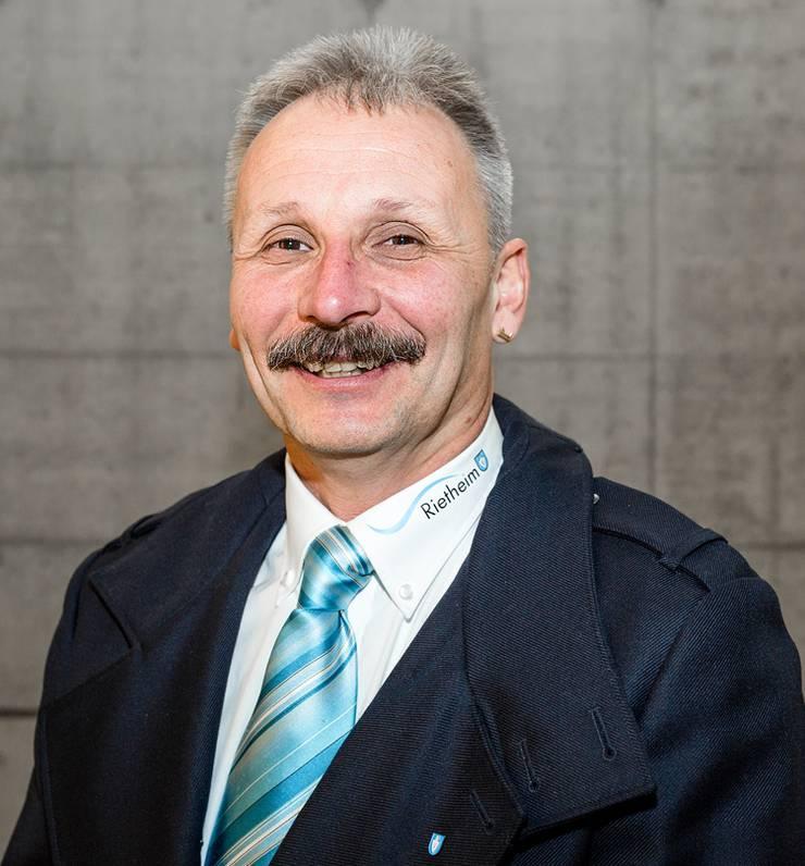 Beat Rudolf, Organisator des Benefizkonzerts