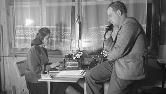 Chef und Sekretärin anno 1943: Wie stark haben sich die Rollen wirklich verändert? RDB