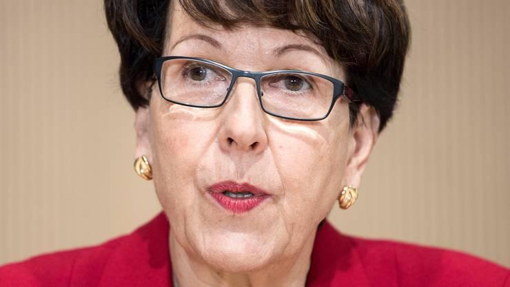 Post-Chefin Susanne Ruoff kommt nicht mehr aus den Medien heraus.