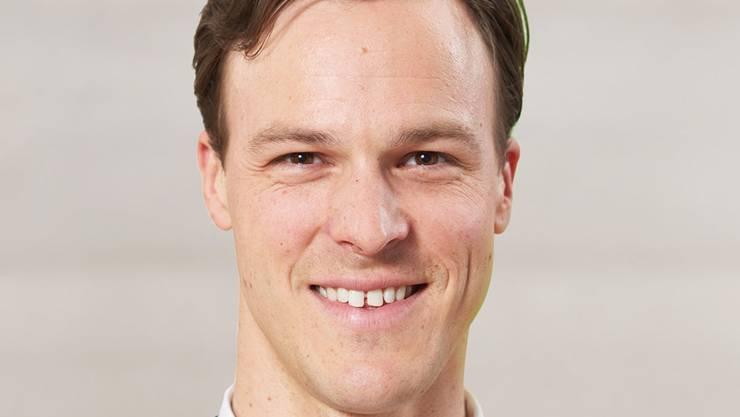 «Grundsätzlich schon», sagt Grünen-Nationalrat Bastien Girod auf die Frage, ob er sich eine Bundesratskandidatur vorstellen kann. (KEYSTONE/Parteien/Handout)
