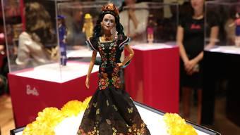 """In Mexiko gibt es neu eine """"Día de Muertos""""-Barbie."""