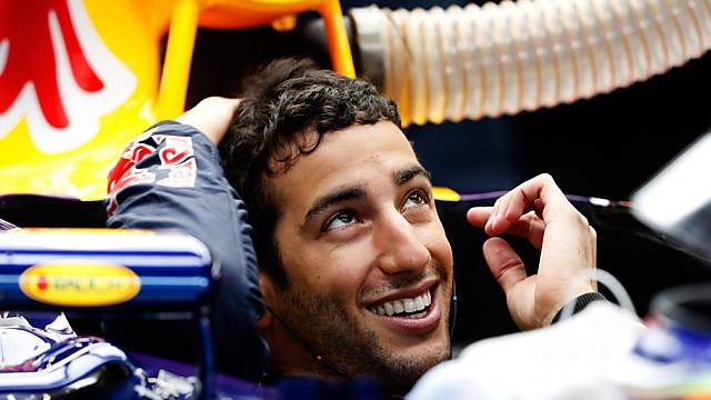 Dritter Saisonsieg: Red Bulls Daniel Ricciardo