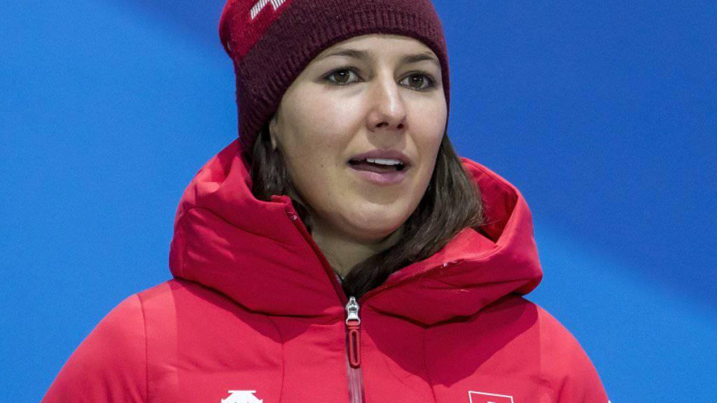 Wendy Holdener gehört auch in der Kombination zu den Topfavoritinnen