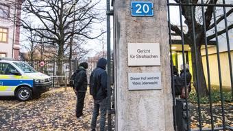 Im Basler Strafgericht sind bei einem Prozess auch mal mehr als die erlaubten 15 Personen anwesend. (Symbolbild)