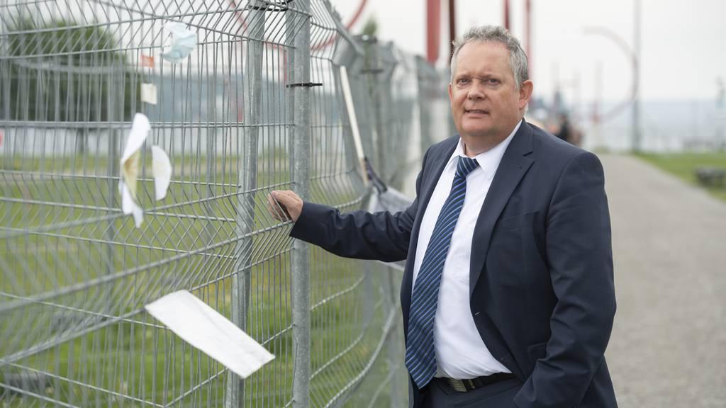 «Schweizer Grenzzaun kommt so schnell wie möglich weg»