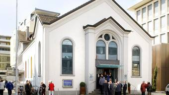Die Gottesdienste in der Minoritätsgemeinde Aarau sind gut besucht.  zvg