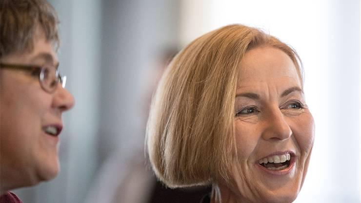 Susanne Schaffner macht weiter