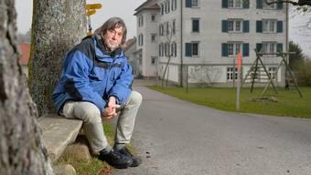 Aus der SRF-Produktion ausgestiegen: Fotograf Mäddel Fuchs in seinem Wohnort Speicher.