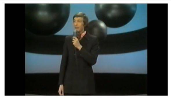 1970, Amsterdam: Henri Dès singt die Schweiz mit «Retour» auf Platz 4.