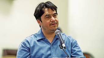 Vom iranischen Regime hingerichtet: Der Blogger Ruhollah Sam.