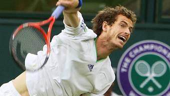 Andy Murray bezwang den Kroaten Ivan Ljubicic