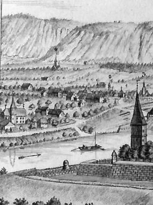 Bild von Herrliberger, 1758