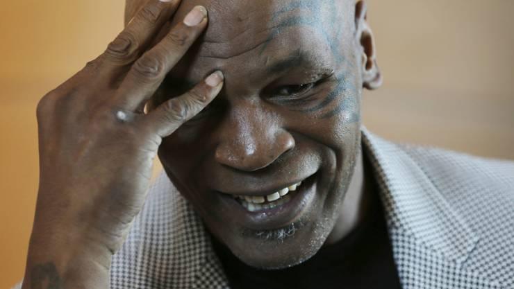 Der frühere Box-Weltmeister Mike Tyson profitiert von der Legalisierung von Cannabis in Kalifornien und gründet eine Marihuana-Farm. (Archivbild)