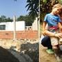 Brigitte Villa und ihr kolumbianischer Ehemann bauen im kolumbianischen Dschungel eine Schule um. Langsam nimmt das Projekt Formen an.