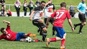 Der FC Urdorf kann seine Führung nicht über die Zeit bringen.
