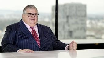 Agustin Carstens leitet seit drei Jahren die Bank für Internationalen Zahlungsausgleich (BIZ).