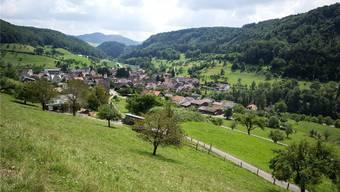 Rothenfluh kann die Felder noch nicht zusammenlegen, weil der Kanton noch kein Geld gesprochen hat.