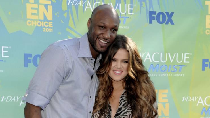Lamar Odom und Khloe Kardashian sind endgültig geschieden. (Archivbild)