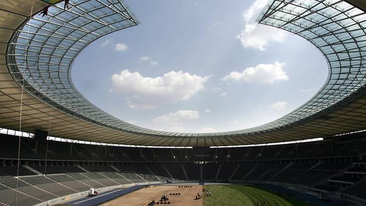 Nach dem WM-Final 2006 im Jahr 2024 auch Schauplatz eines EM-Finals? Das Berliner Olympiastadion