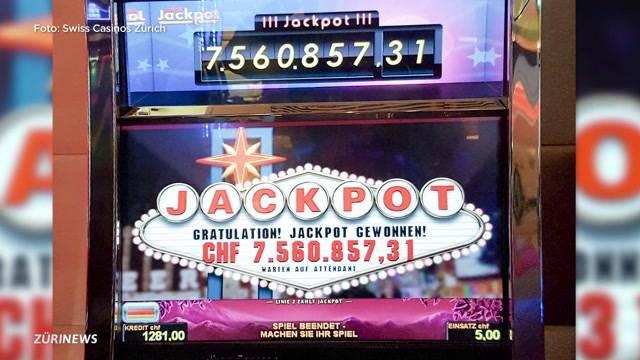 Frau knackt Millionen-Jackpot