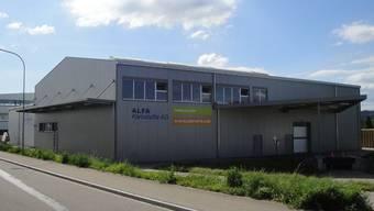 Die Alfa Klebstofffe AG aus Rafz ZH gewann den ersten Preis.