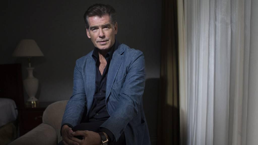 Pierce Brosnan kommt ans Filmfestival in Lausanne