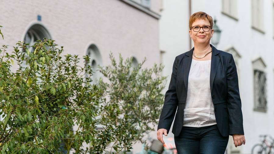 Ruth Müri will in den Ständerat