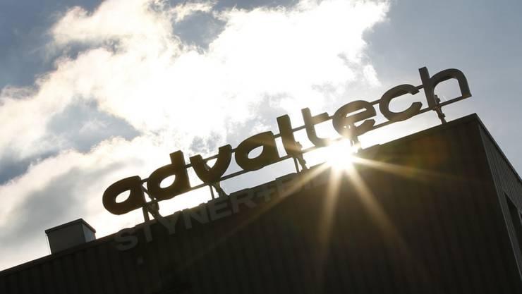 Der Autozulieferer Adval Tech steigert im Halbjahr den Gewinn bei sinkender Gesamtleistung und weniger Umsatz. (Archiv)