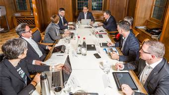 Die neue geschaffene Stelle «Digital Management» wird vom Badener Stadtrat mit Daniel Stoeri besetzt.