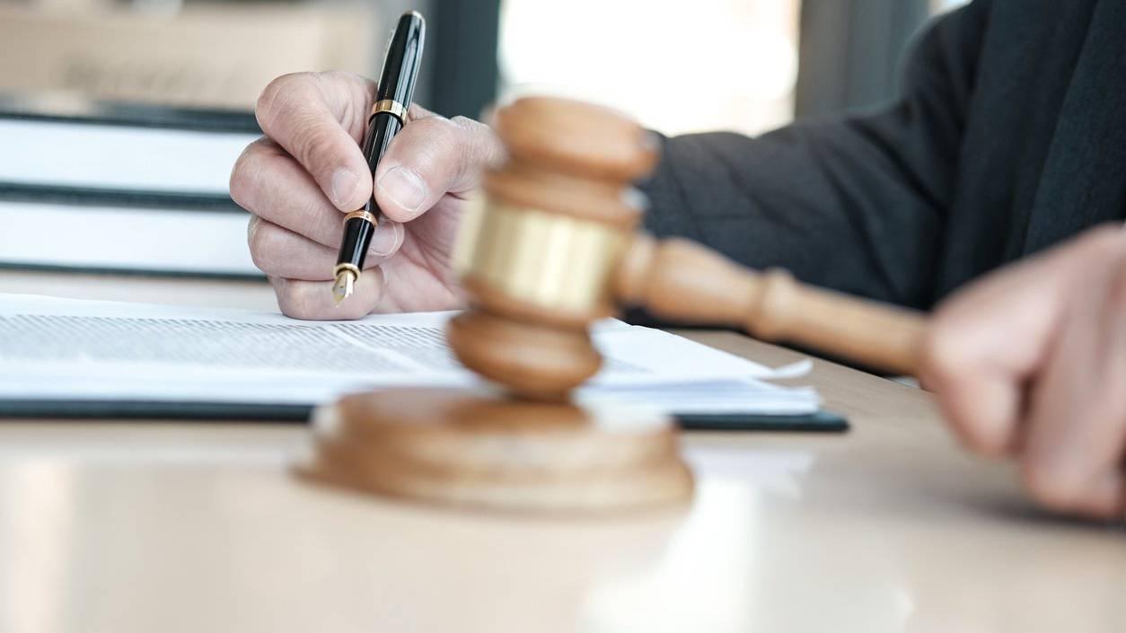 Das Kreisgericht Mels verurteilte den Mann zu dreieinhalb Jahren Gefängnis. (Symbolbild)