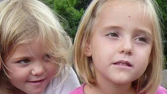 Die vermissten Zwillinge Alessia und Livia (Archiv)