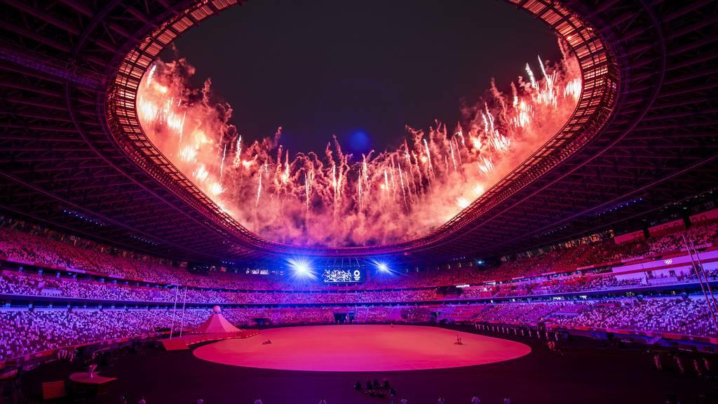 Liveblog: Die Olympischen Spiele sind offiziell eröffnet