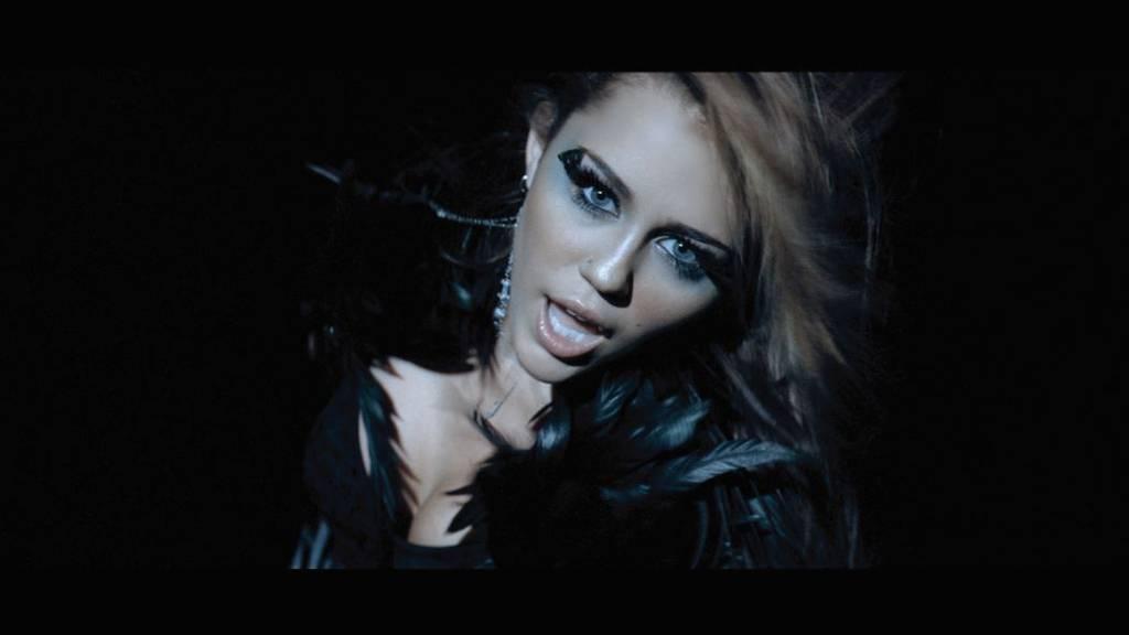 Miley Cyrus ist einfach nur glücklich