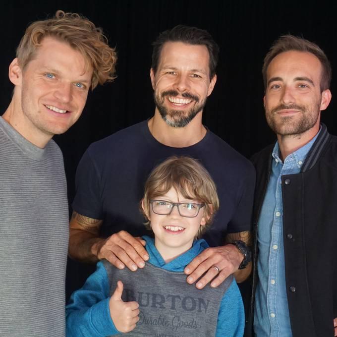 """""""Los Los"""" Dabu Fantastic liefern den Titelsong zum neuen Papa Moll Film"""
