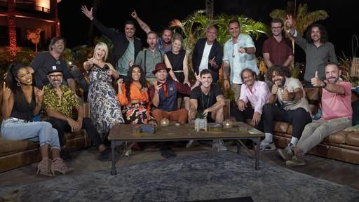 Die Band der 2. Staffel