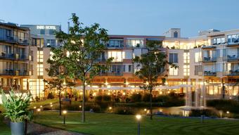 Das Park-Hotel in Bad Zurzach.