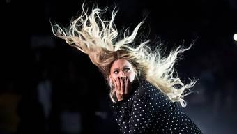 Beyoncé ist neben Adele die meistnominierte Musikerin für den Grammy. (Archivbild)