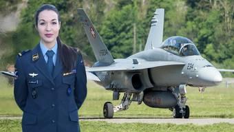 fanny chollet luftwaffe kampfjet-pilotin
