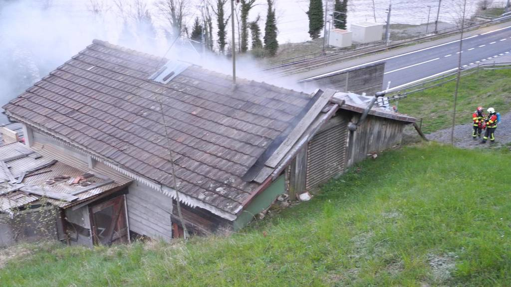 Mehrere Brände im Kanton Schwyz