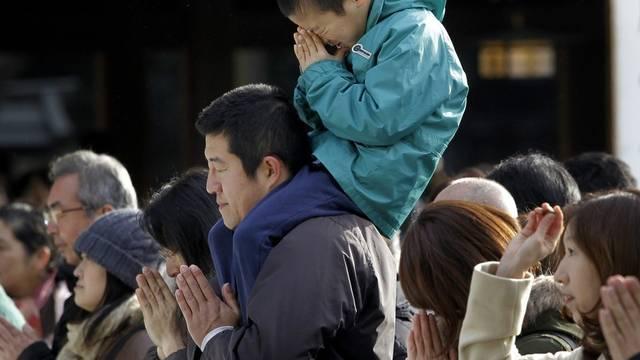 Japans Bevölkerungzahl nimmt stetig ab