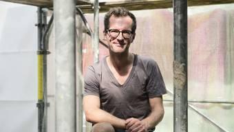 Tobias Brenk, künstlerischer Leiter Theaterfestival Basel