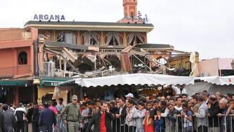 Der Hauptverdächtige des Anschlags auf das beliebte Touristenlokal hat sein Geständnis widerrufen (Archiv)