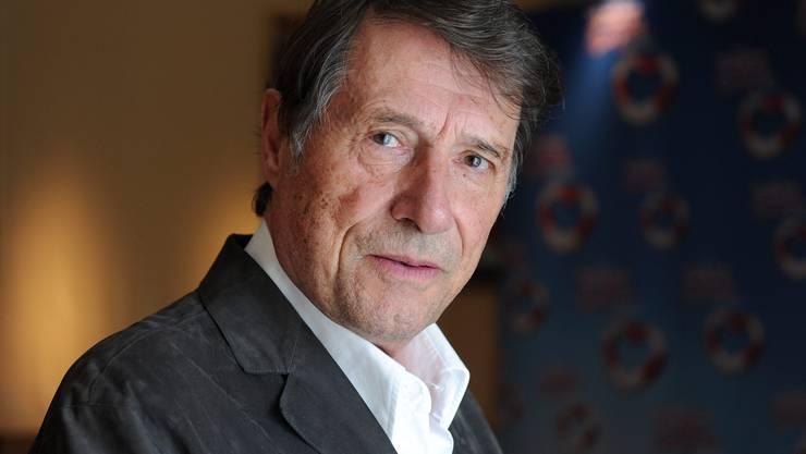 Udo Jürgens im September 2010, etwas mehr als vier Jahre vor seinem Tod.