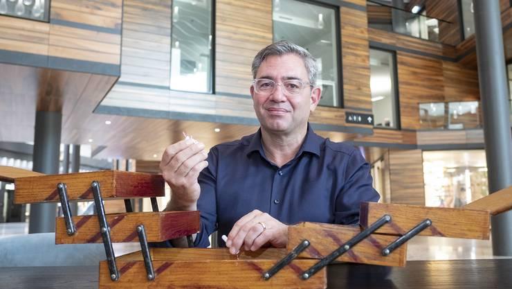 Christian Mutschler hat «Glaube» aus dem Nähkästchen gefischt.