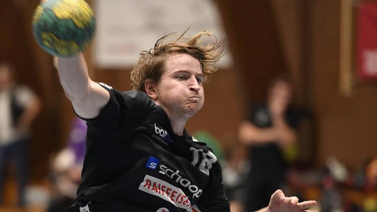 Gian Grundböck wird den STV Baden zum Saisonende verlassen.