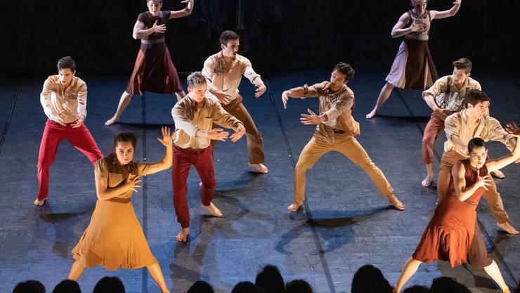 Ballet Junior de Genève-Foto Patrick Luethy