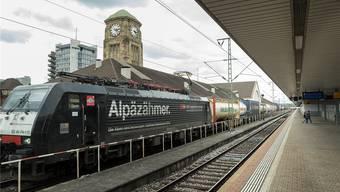 Basel möchte die Geschwindigkeit von gefährlichen Güterzügen im Badischen Bahnhof auf 40 Kilometer pro Stunde reduzieren.