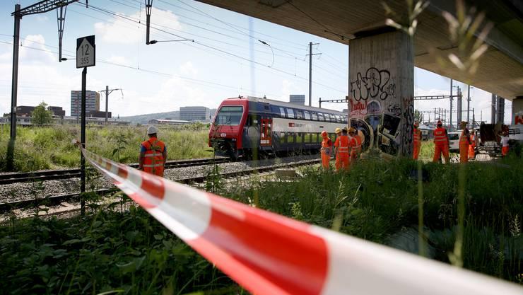 Die Kosten für die Reparatur sowie die Zugsausfälle dürften insgesamt mehrere 100'000 Franken betragen.